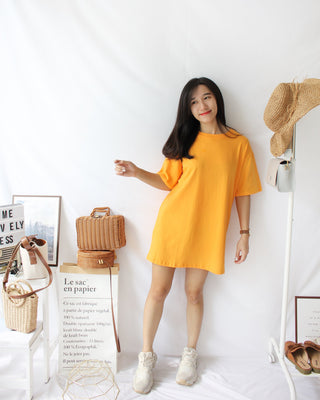 T-SHIRT Dress - LovelyMadness Clothing Malaysia