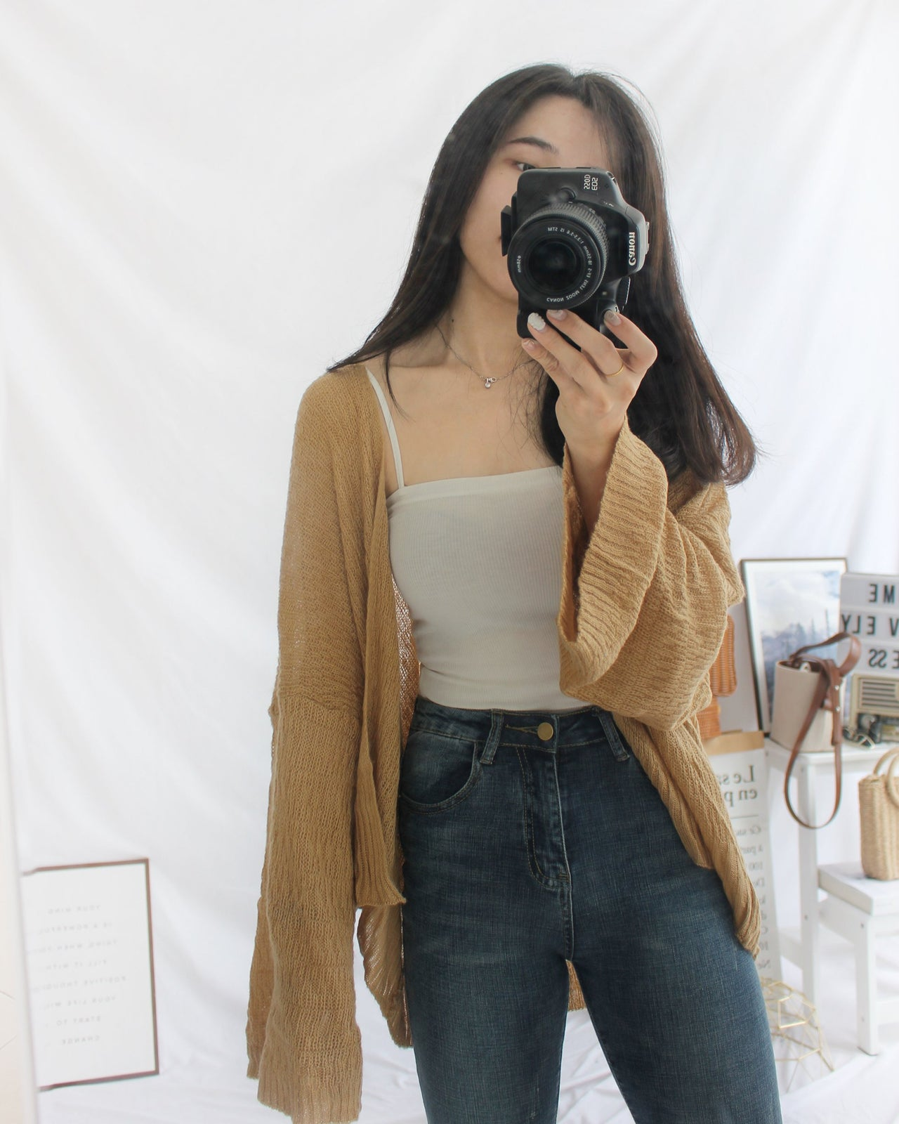 Knitted Cardigan - LovelyMadness Clothing Online Fashion Malaysia