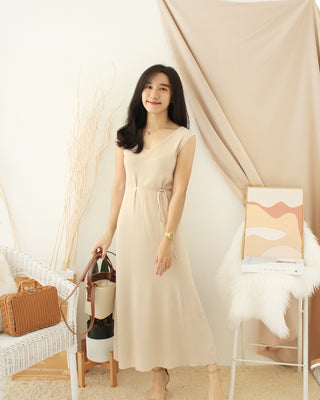 Y&J Knitted Long Dress