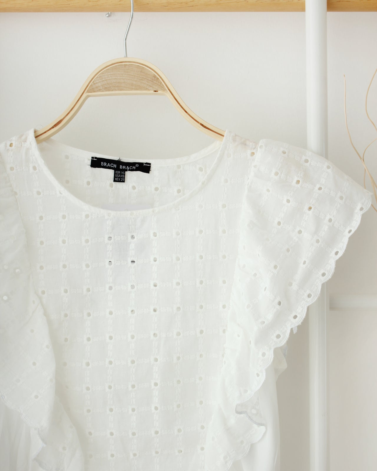 Kelly Crochet Top - LovelyMadness Clothing Online Fashion Malaysia