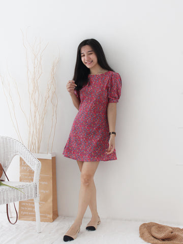 Yuna Off Shoulder Dress