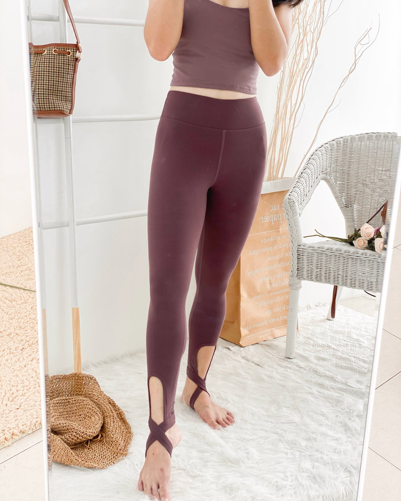 Yoga Ballet Leggings - LovelyMadness Clothing Online Fashion Malaysia