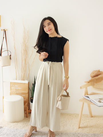 FACTORIE Rib Long Pants