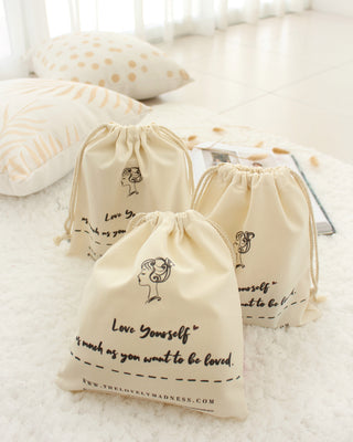 LOVELYMADNESS Sack Bag - LovelyMadness Clothing Online Fashion Malaysia