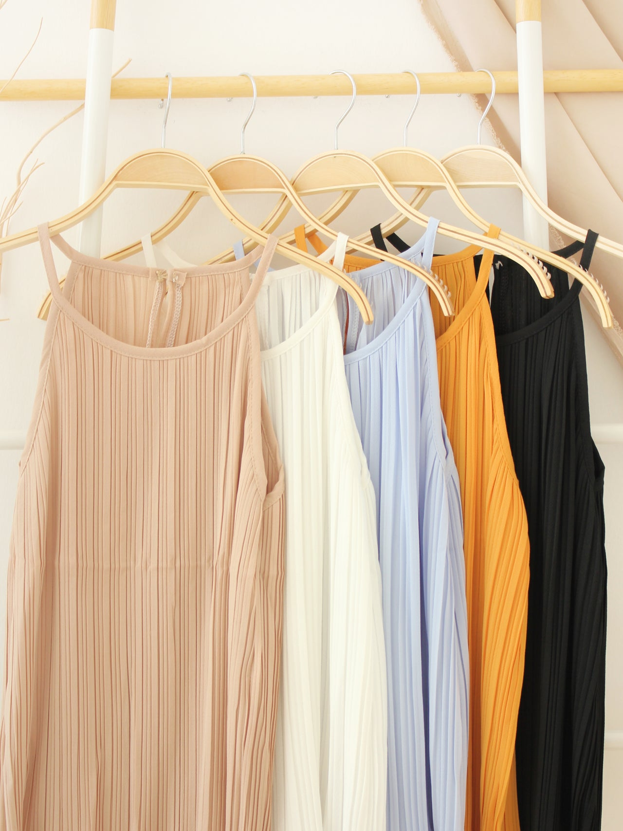MARLA PLEATED TANK