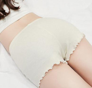 Rib Inner Safety Short - LovelyMadness Clothing Online Fashion Malaysia