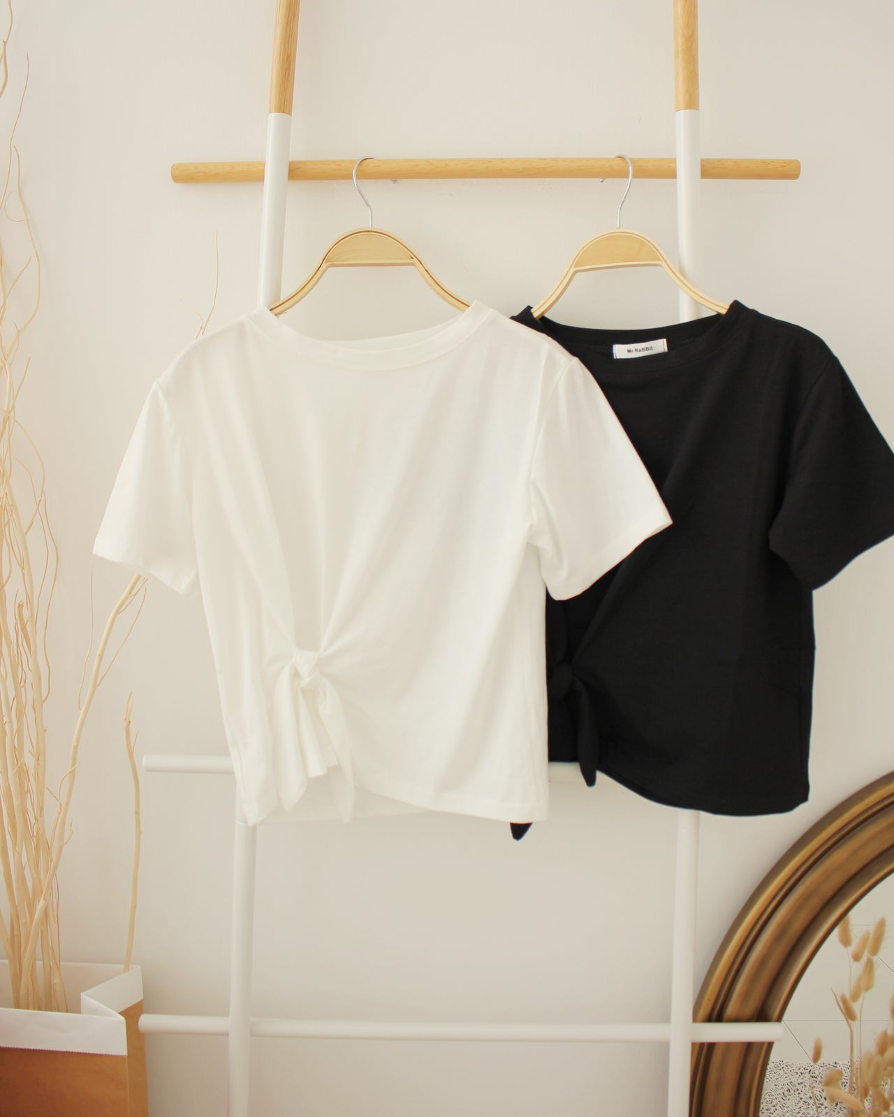 Knot Comfy Tee - LovelyMadness Clothing Online Fashion Malaysia