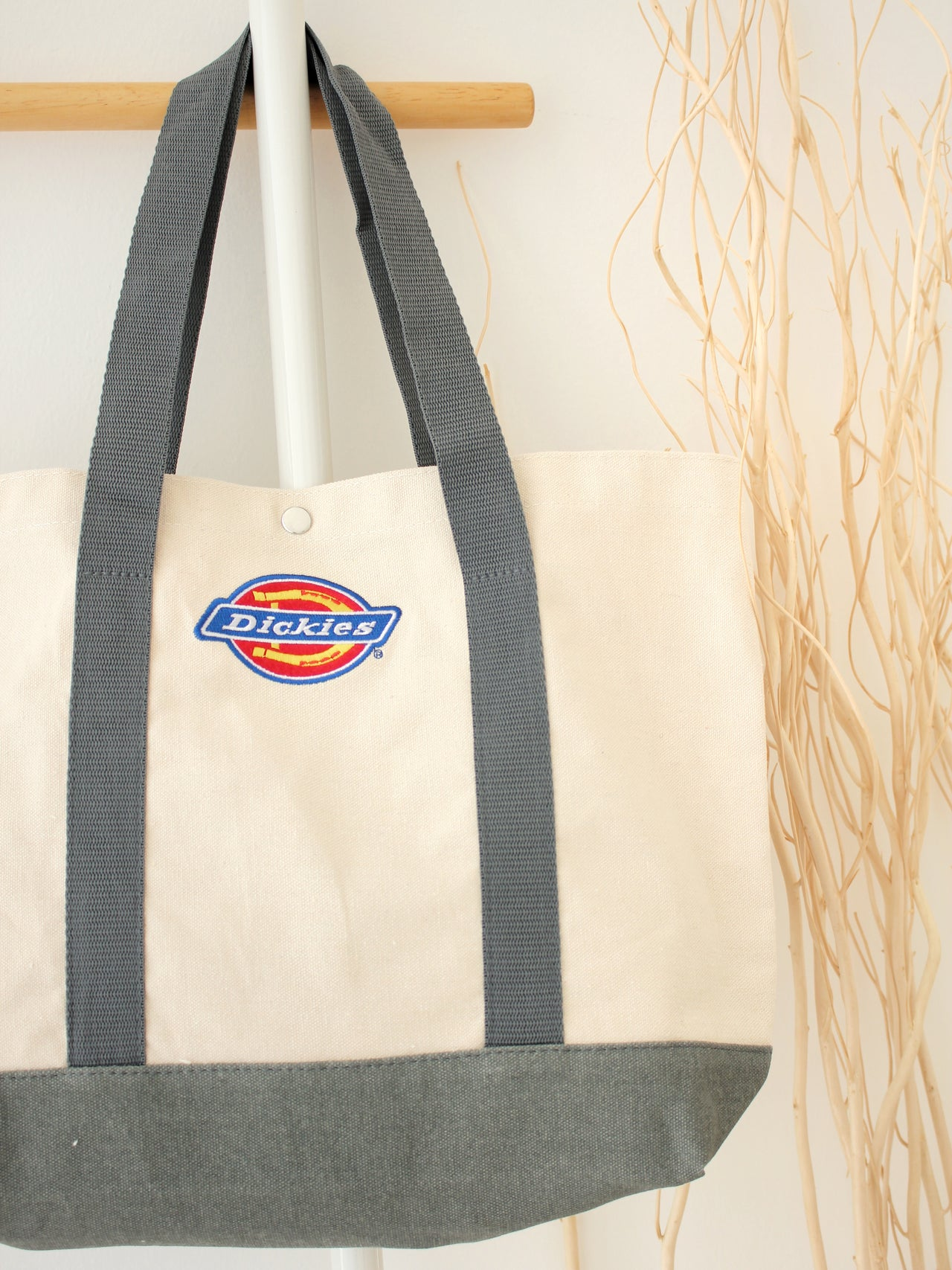 Dickes Tote Bag - LovelyMadness Clothing Online Fashion Malaysia