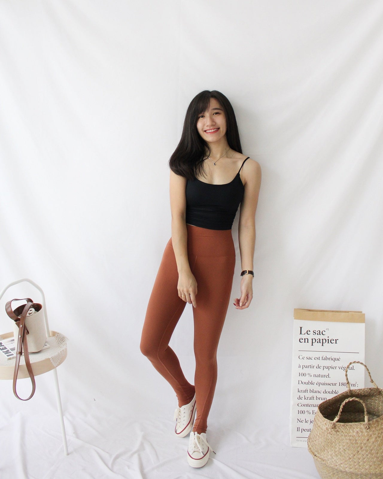 Sally Tight Leggings - LovelyMadness Clothing Malaysia