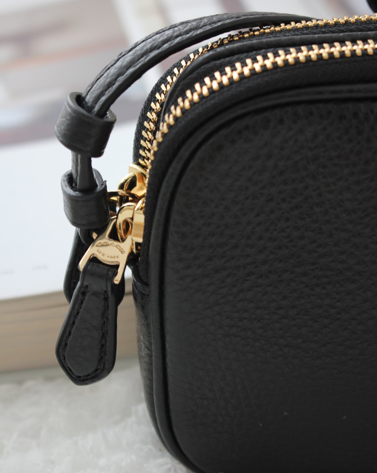 COACH CROSSBODY POUCH - LovelyMadness Clothing Online Fashion Malaysia