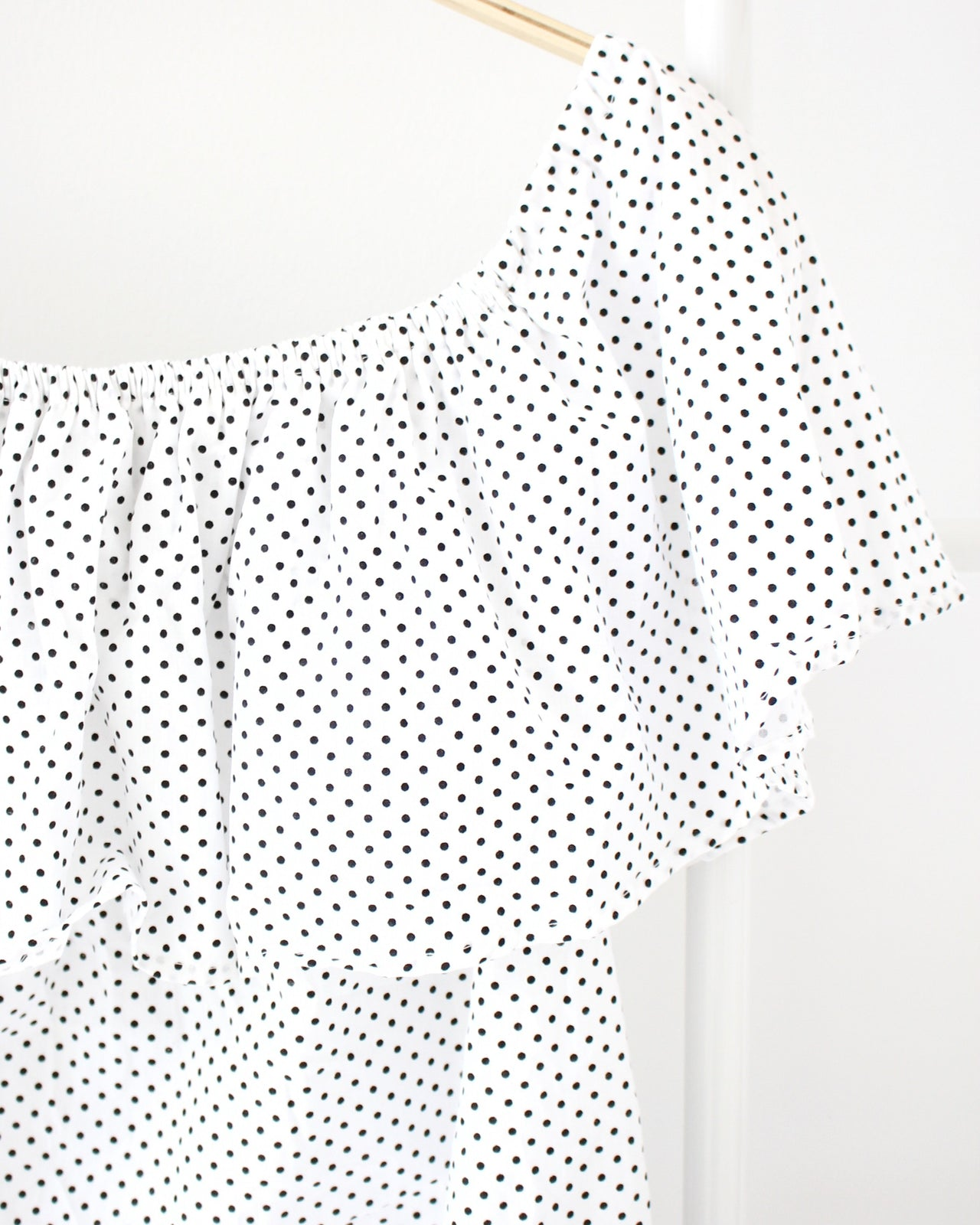 Polka Dots Dress - LovelyMadness Clothing Online Fashion Malaysia