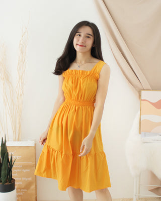 MUSTARD Layer Dress