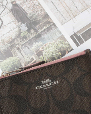 COACH MINI SIGNATURE ID SKNY - Lovely Madness