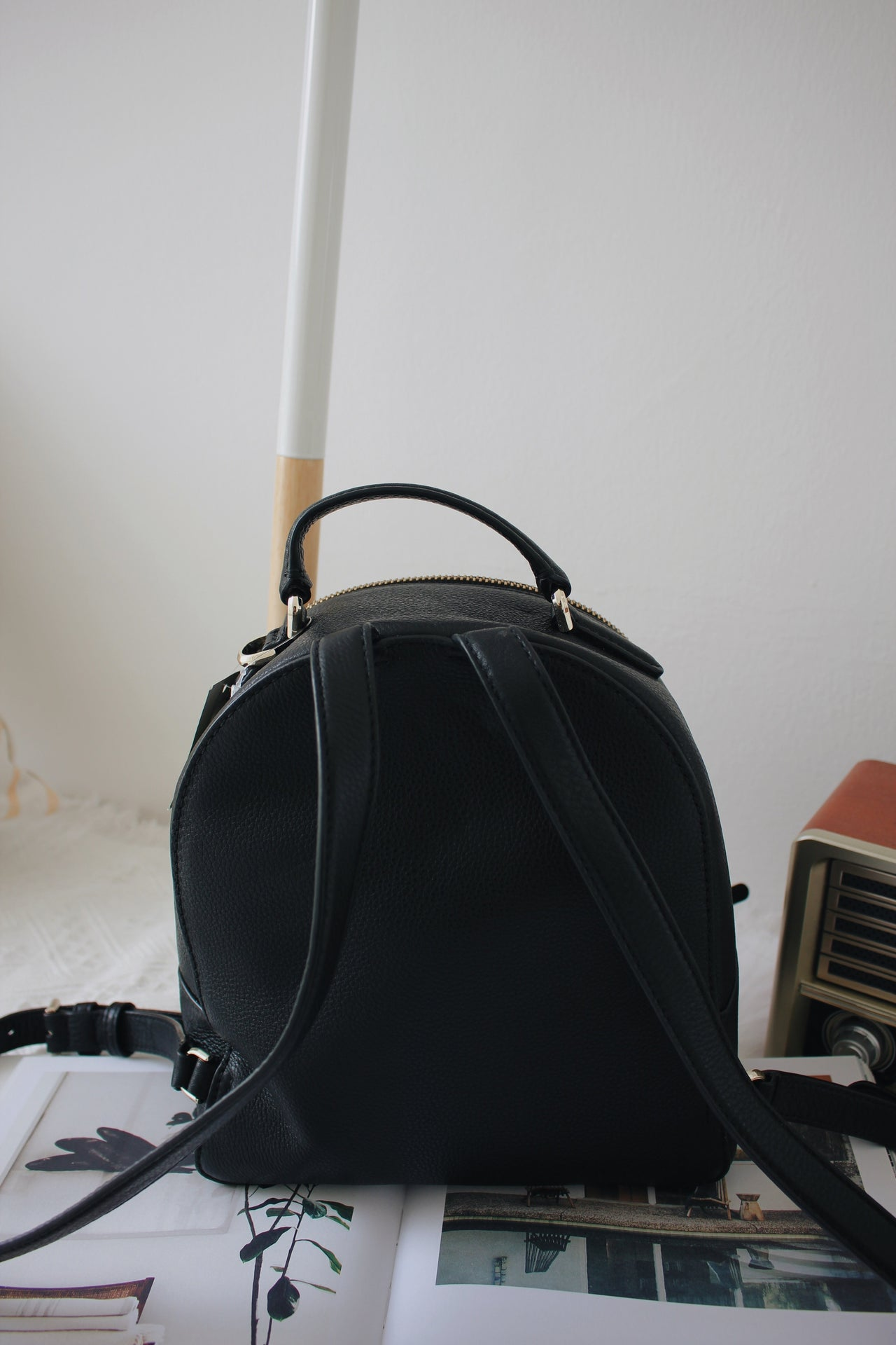 Kate Spade New York Jackson Medium Backpack Pebbled Leather - LovelyMadness Clothing Online Fashion Malaysia