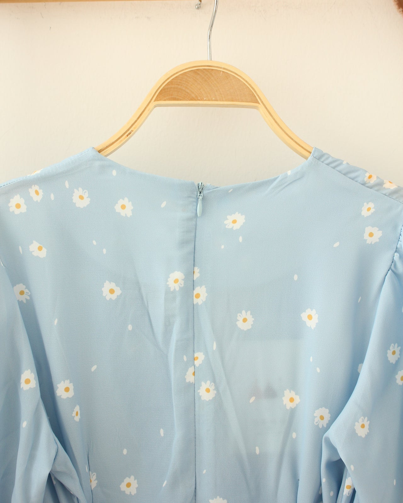 Korean Evetta Daisy Dress