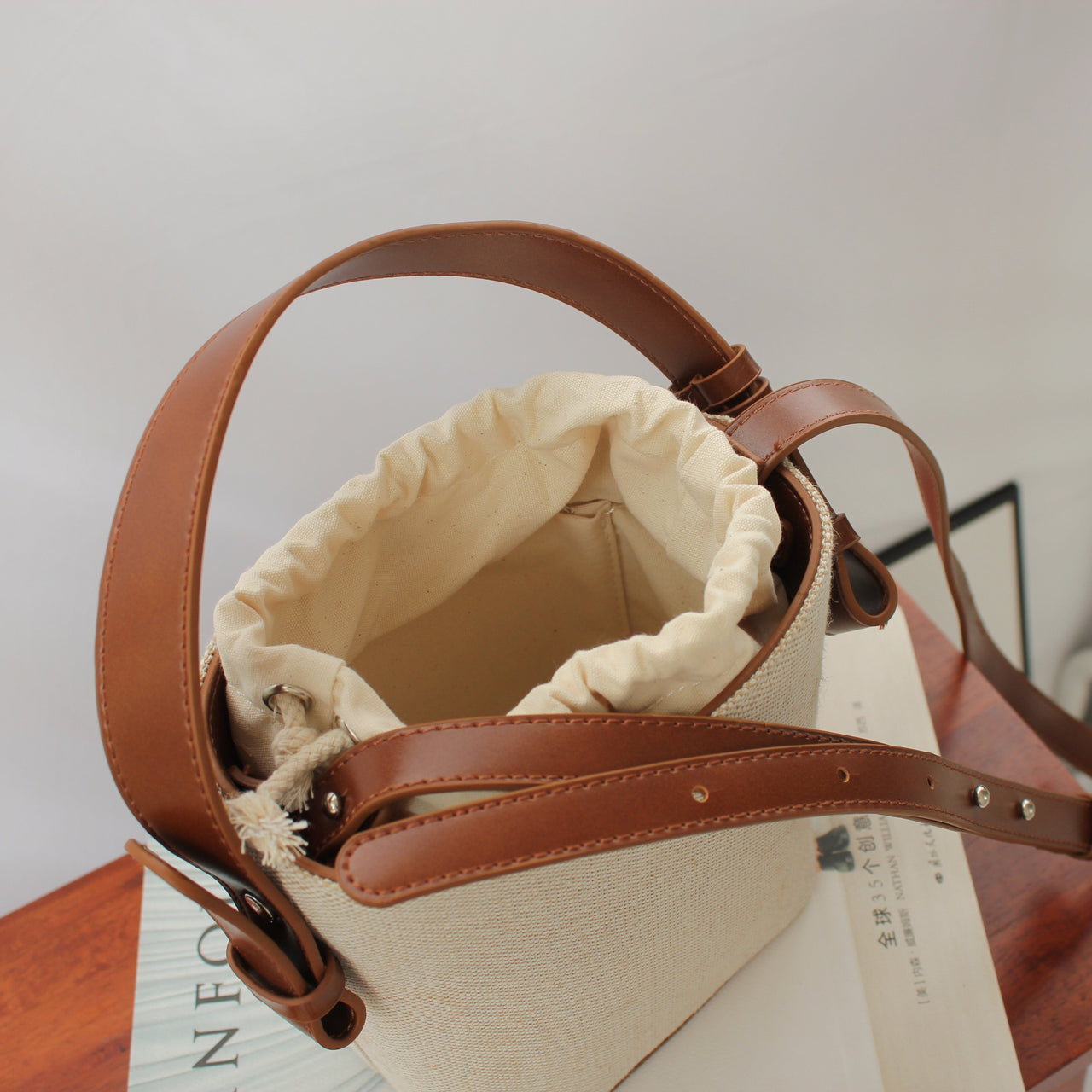 Summer Bucket Bag