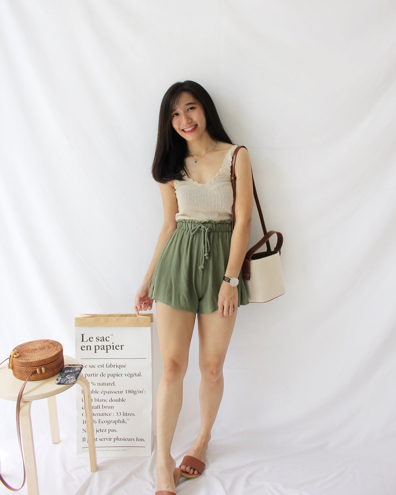 PULL & BEAR Comfy Shorts - LovelyMadness Clothing Online Fashion Malaysia