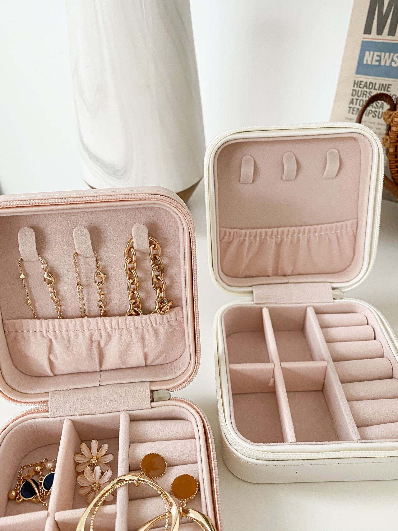Earring Storage Box