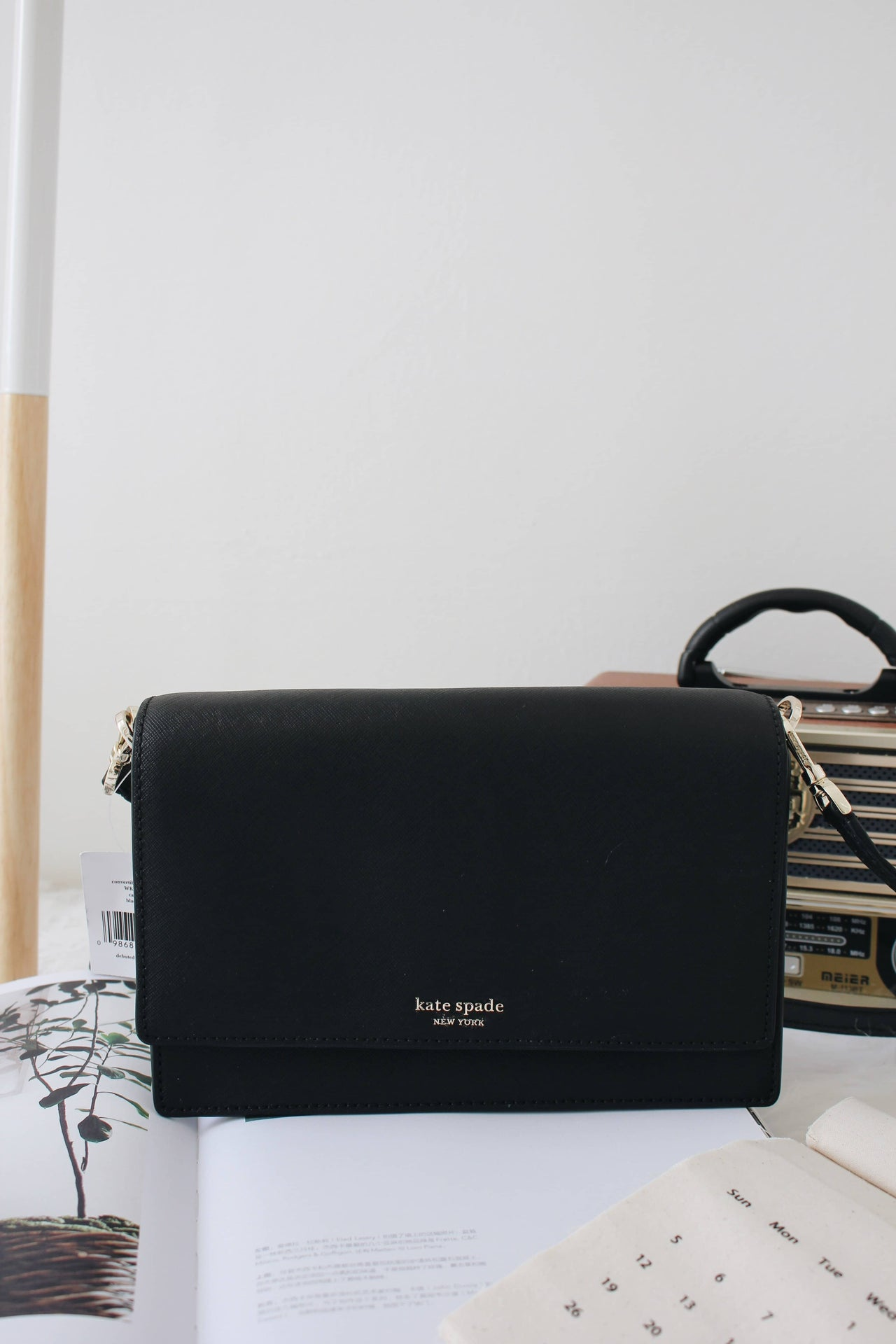 KATE SPADE CROSSBODY BAG/ CLUTCH (2 WAYS) - LovelyMadness Clothing Online Fashion Malaysia