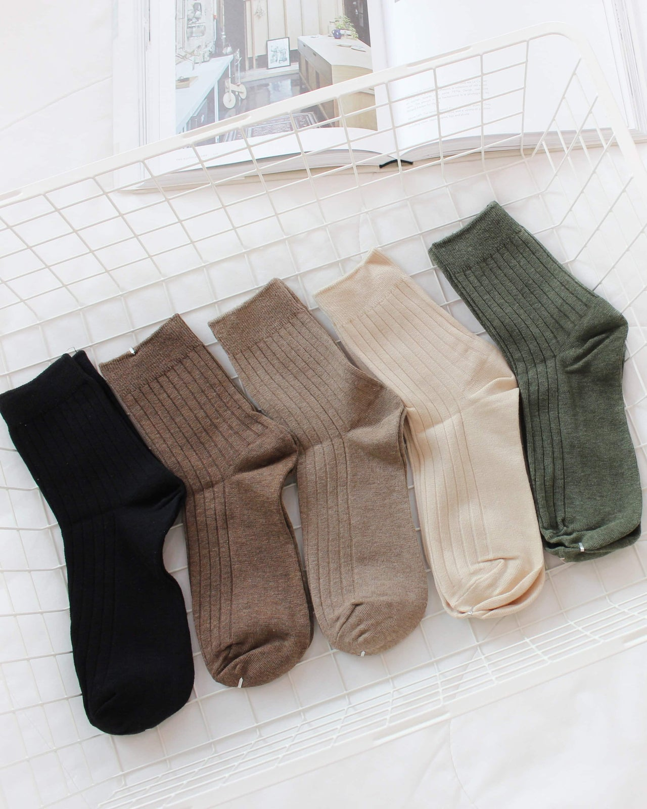 Woolen Socks - LovelyMadness Clothing Online Fashion Malaysia