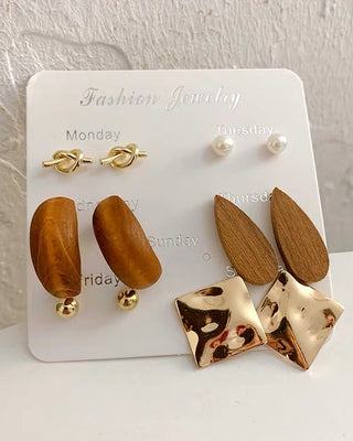 Bohemia Earring Set - LovelyMadness Clothing Online Fashion Malaysia