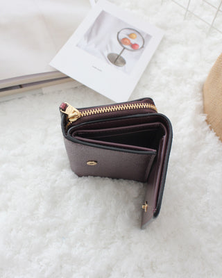 COACH SMALL TRIFOLD WALLET - LovelyMadness Clothing Online Fashion Malaysia