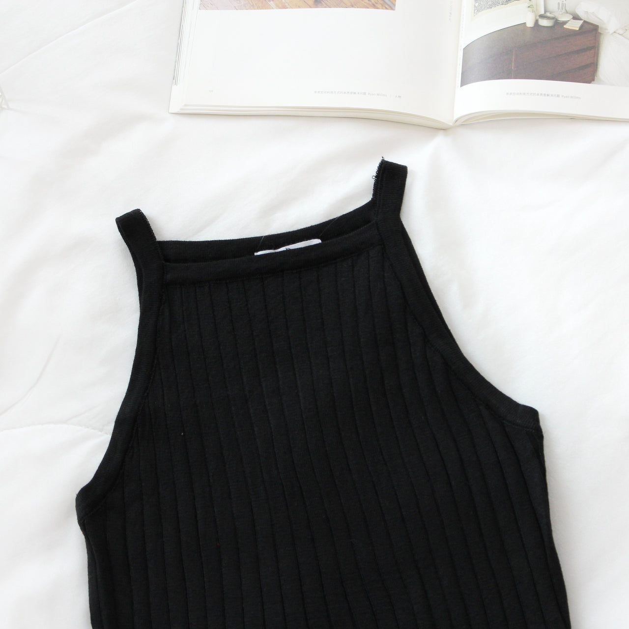 Halter Tank - LovelyMadness Clothing Online Fashion Malaysia