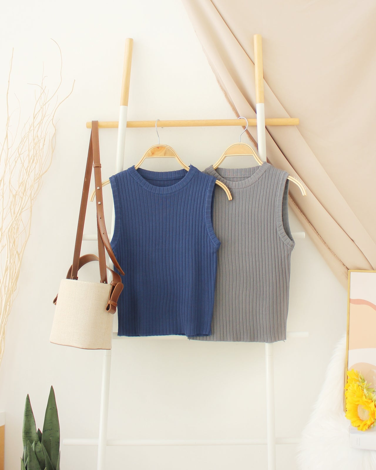 Simple Sleeveless Tank
