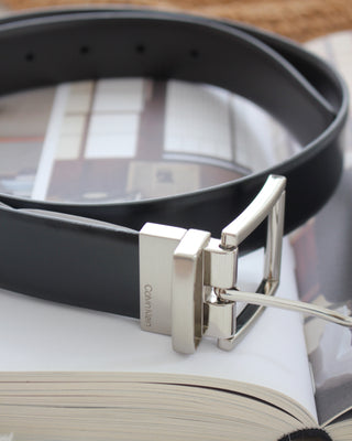 CALVIN KLEIN 32MM REVERSIBLE BELT W HARN - LovelyMadness Clothing Online Fashion Malaysia