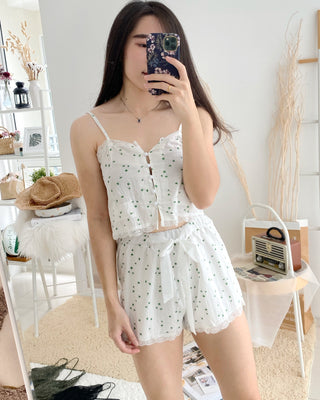 CROCHET Pyjamas Set - LovelyMadness Clothing Online Fashion Malaysia