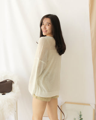 Cotton Cardigan - LovelyMadness Clothing Online Fashion Malaysia