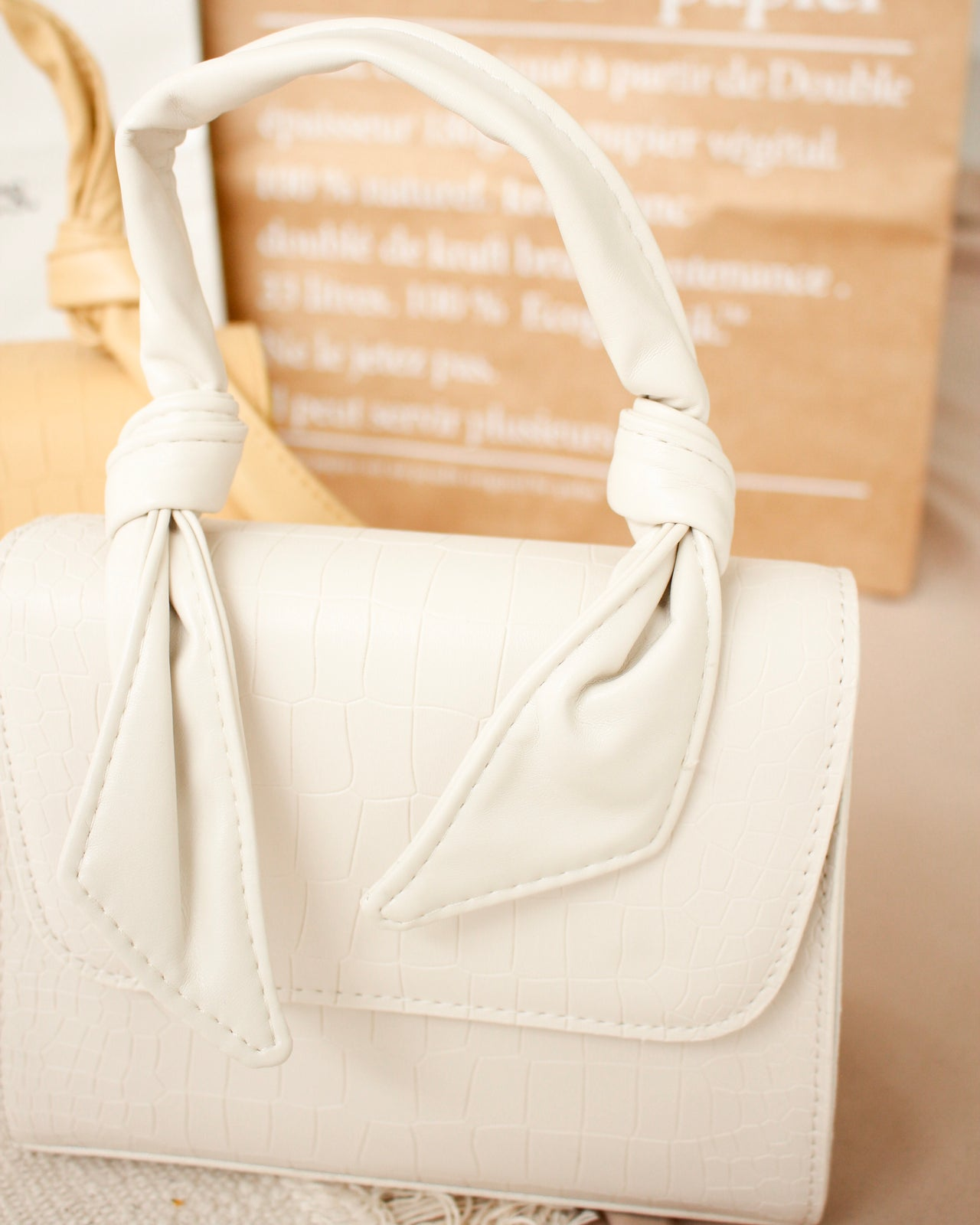 Cute Knot Bag - LovelyMadness Clothing Online Fashion Malaysia