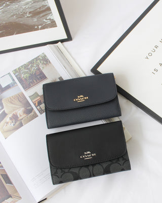 COACH MEDIUM ENVELOPE WALLET - LovelyMadness Clothing Online Fashion Malaysia