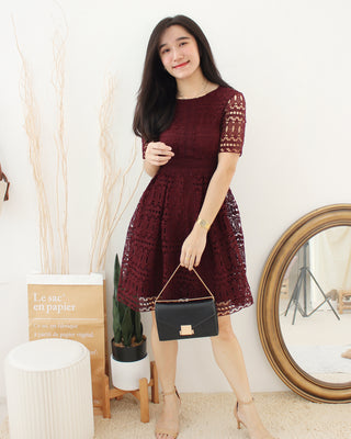 H&M Crochet Dress