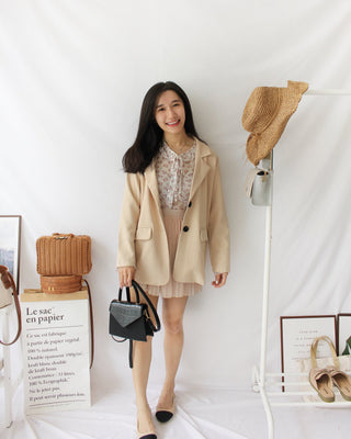 Chic Blazer - LovelyMadness Clothing Online Fashion Malaysia