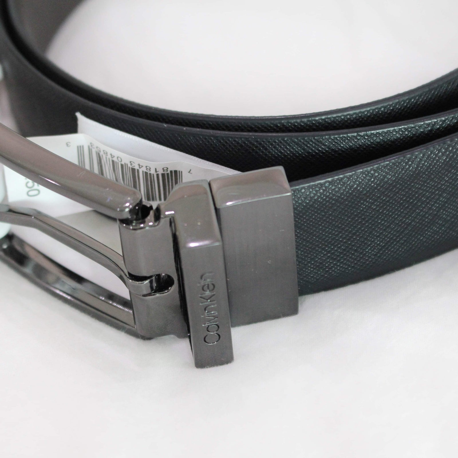 CALVIN KLEIN CROSSGRAIN REVERSIBLE BELT - Lovely Madness