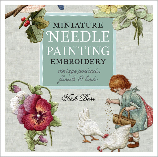 Miniature Needlepainting