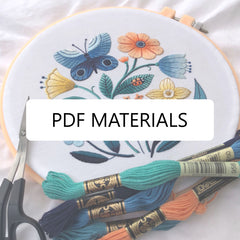 Materials for PDF Patterns.