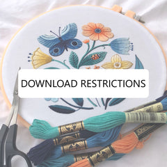 Download restrictions
