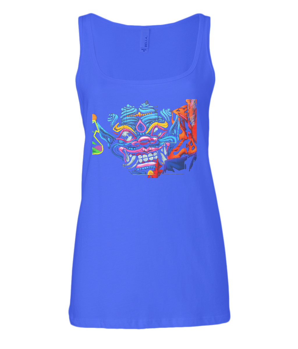 Bella Relaxed Jersey Tank Top 01