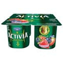 Activia Mixed Berry 4pk