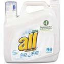 All Laundry Detergent Free N Clear 100oz