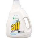 All Ultra Free Clear Liquid Laundry Detergent 50oz
