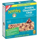 Annie's Gluten Free Double Chocolate Chewy Granola Bars