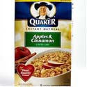 Quaker Instant Oatmeal Apple & Cinnamon 8pk