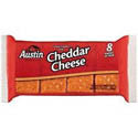 Austin Cheese with Cheddar Cheese Cracker Sandwiches