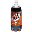 A & W Root Beer 2 ltr btl