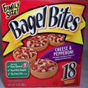 Bagel Bites Cheese & Pepperoni 18ct