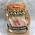 Thomas New York Style 100% Whole Wheat Bagels