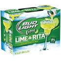 Bud Light Lime A Rita 12pk 8 oz